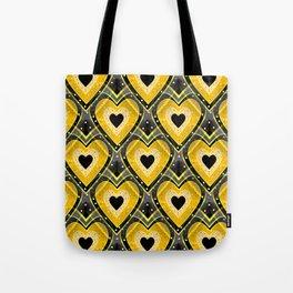 Shape Of Love Tote Bag