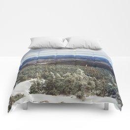 Killington Summit View Comforters