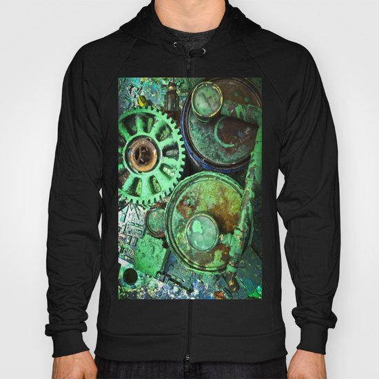 COMPLICATED TEXTURES Hoody