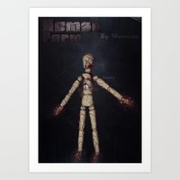 Human Form Art Print