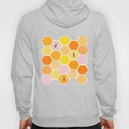 Busy As A Bee In A Hive Hoody