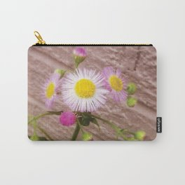 Urban Flower Carry-All Pouch