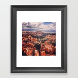 Bryce Canyon Framed Art Print