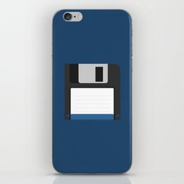 Floppy iPhone Skin