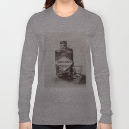 Botanical Gin Long Sleeve T-shirt