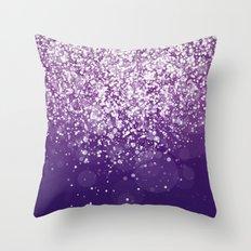 Glitteresques XVII Throw Pillow