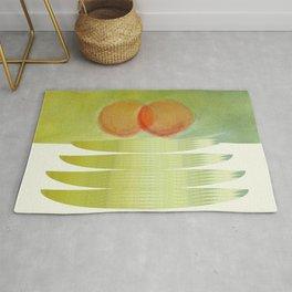 green 3 | digital sessions Rug