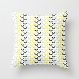 arcs Throw Pillow