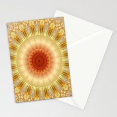 Mandala 9 Stationery Cards
