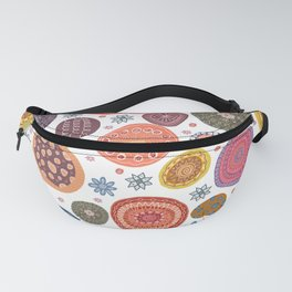 Circular Whimsy Fanny Pack