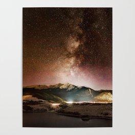 Prospect Milky Way Poster