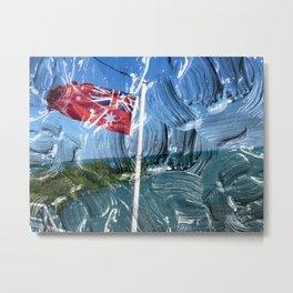 Marine Australia Metal Print