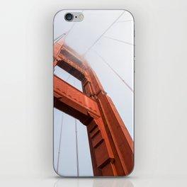 The Golden Gate Bridge iPhone Skin
