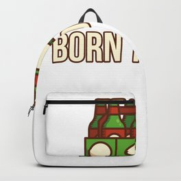 Born To Brew - Home Brewing Backpack