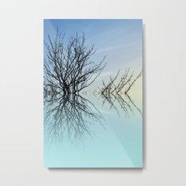 Twiglets Metal Print