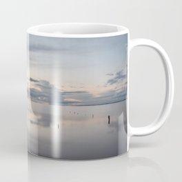 Lake Tyrrell at Sunset Coffee Mug