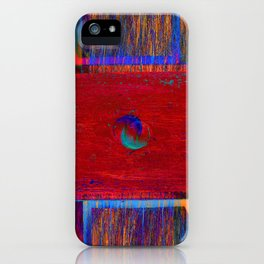 Colors behind the gate iPhone Case