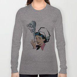Wake and Bakerswoman Long Sleeve T-shirt