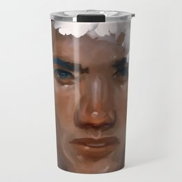 Archangel Uriel Travel Mug