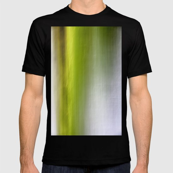 Abstract Reedbed T-shirt