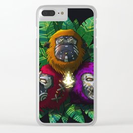 3 Sages Clear iPhone Case