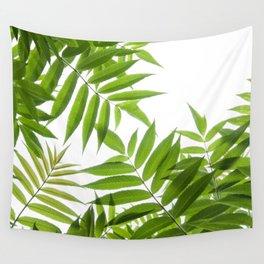 Embrace of a Rowan Tree Wall Tapestry
