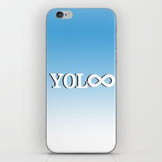 You Only Live Forever—Part II iPhone & iPod Skin