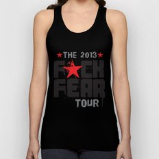F★CK FEAR (the 2013 tour) Unisex Tank Top