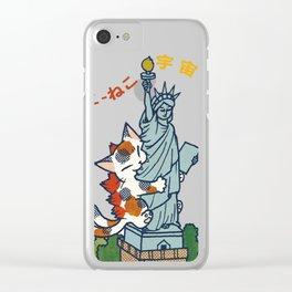 catzilla Clear iPhone Case
