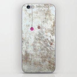 Looking in Mirror by Annalisa Ramodino iPhone Skin