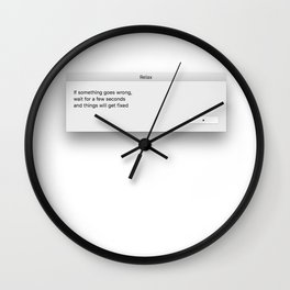 S170608RX Wall Clock