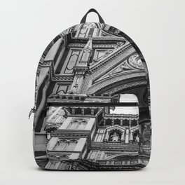 The Duomo. Backpack
