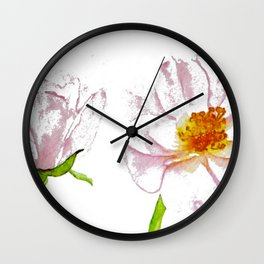 Two Pale | Too Pale Wall Clock