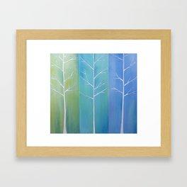 """Shades of Nature"" Framed Art Print"