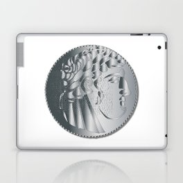 Shekel Laptop & iPad Skin