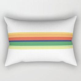 13th Doctor Rectangular Pillow