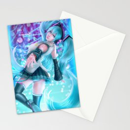Miku H 10th Anniversary Stationery Cards
