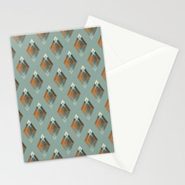 Les 7 sommets Stationery Cards