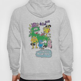 Gnarly Monsters Hoody