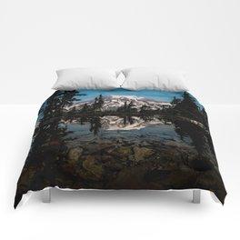 Rainier Reflection 2018 Comforters