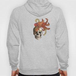Skull and Phoenix Hoody