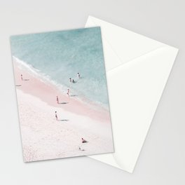 beach family love Stationery Cards