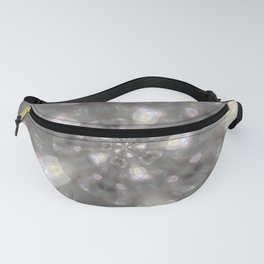 Light Speed - Abstract Photographic Art by Fluid Nature Fanny Pack
