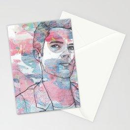 Mr. Brightside Stationery Cards