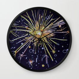 There is a Spark Wall Clock