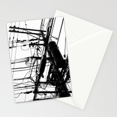 Telephone Poll 1 Stationery Cards