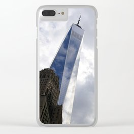 Heaven's Reach Clear iPhone Case