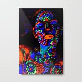 adam's portrait Metal Print