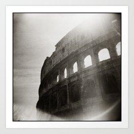 { Colosseum } Art Print