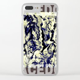 Phillip of Macedon series 12 Clear iPhone Case